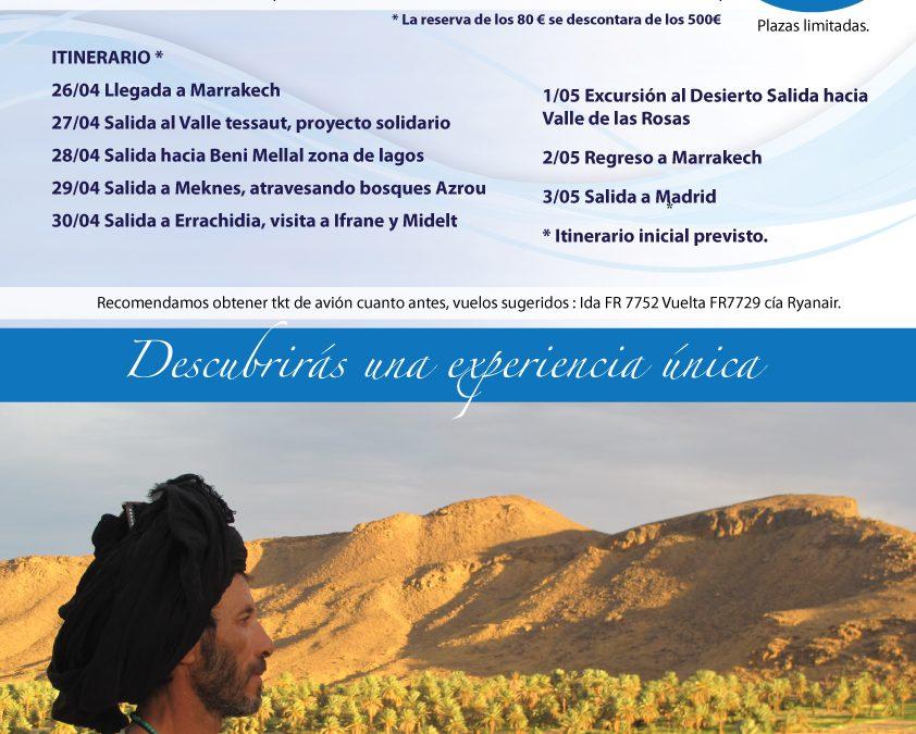 Viaje Solidarios por Marruecos